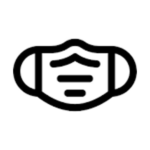 Masken Munschutz bedrucken besticken München